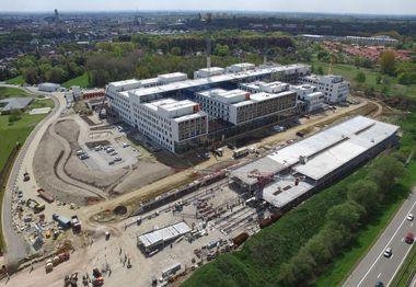 Bas Contracting nv - Project Mechelen AZ