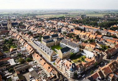 Bas Contracting nv - Project Nieuwpoort
