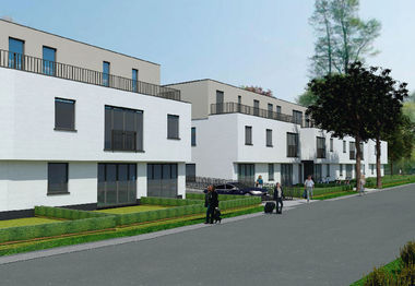 Bas Contracting nv - Project Herentals