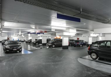 Bas Contracting nv - Project Parking Ganzendries Mechelen